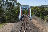 "Orlando St bridge, Coffs Harbour's ""Sydney Harbour Bridge"